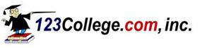 123 College Logo